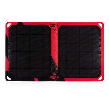 Core Third Maasai 10 Solar Charger - One Por