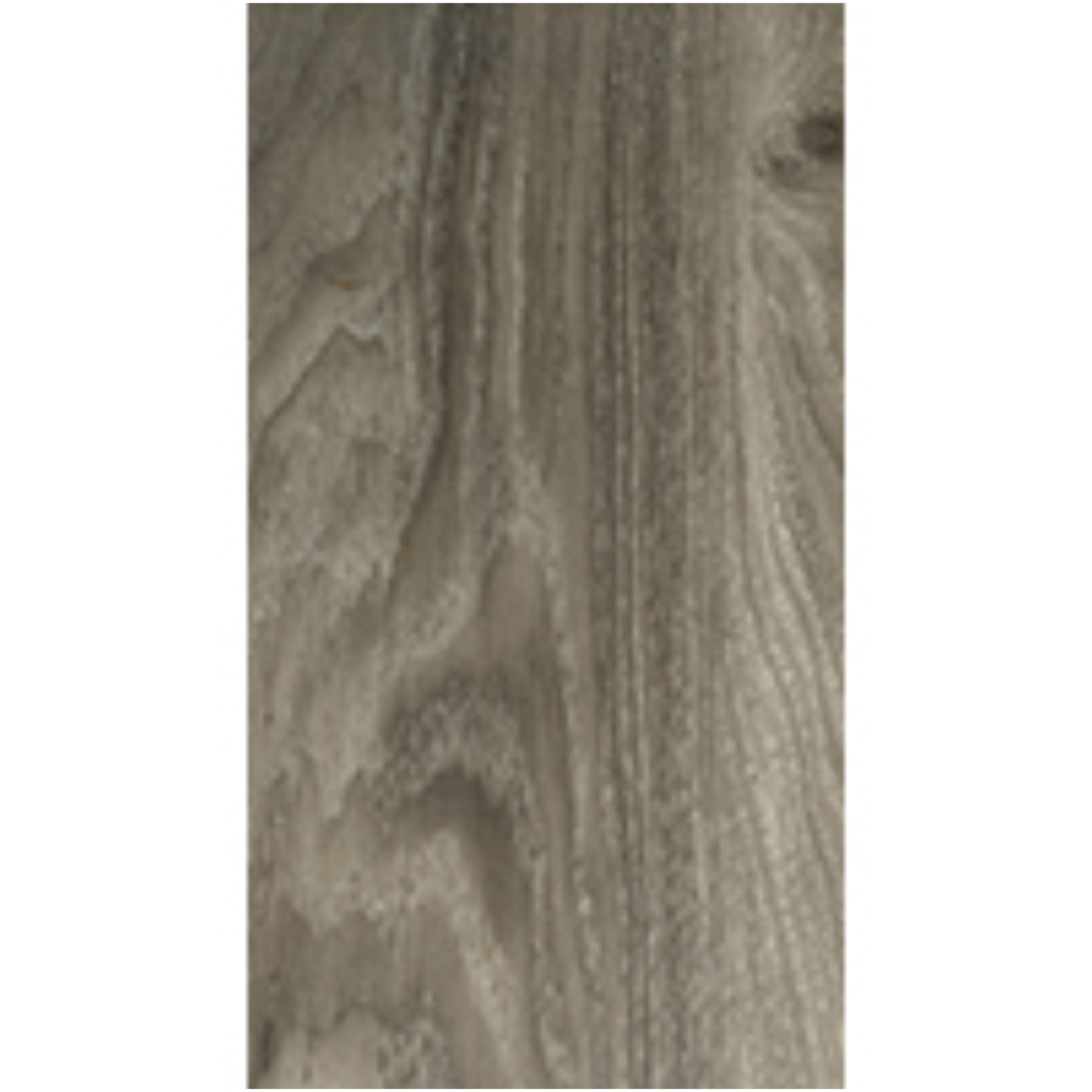 Courey International 21231304 Waterproof Flooring, 48 in L x 5.6 in W x 7.2 mm T, 20.37 sq-ft, Brush Ash