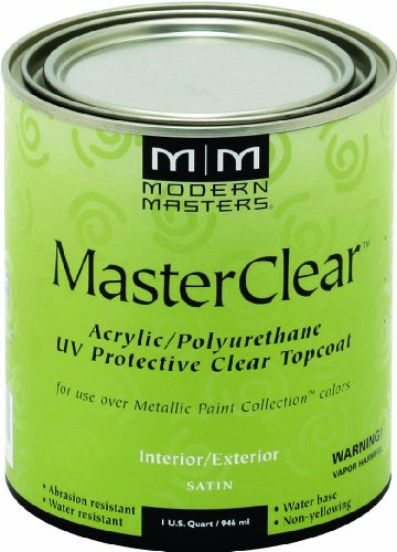 32 oz. MasterClear Satin Interior/Exterior Topcoat