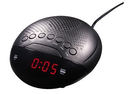 CRAIG CR41483 ALARM CLOCK DIGITAL WITH AM FM RADIO BLUETOOTH