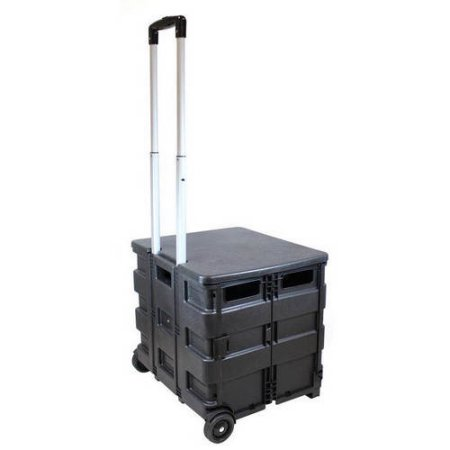 CRAIG TCC604 VERSATILE FOLDING STORAGE CART WITH WHEELS