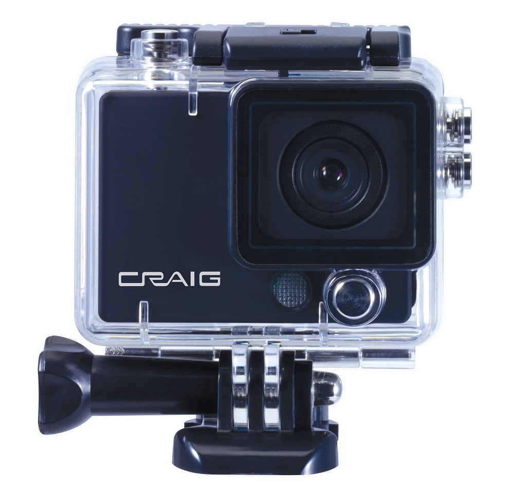 CRAIG CCR9029 HD 1080P ACTION CAMERA & VIDEO RECORDER