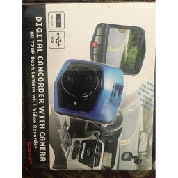 BLACKWEB BWB17AV003 1080P DASH CAMERA WITH VIDEO RECORDER