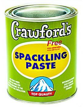 31901 GAL CRAWFORD SPACKLING