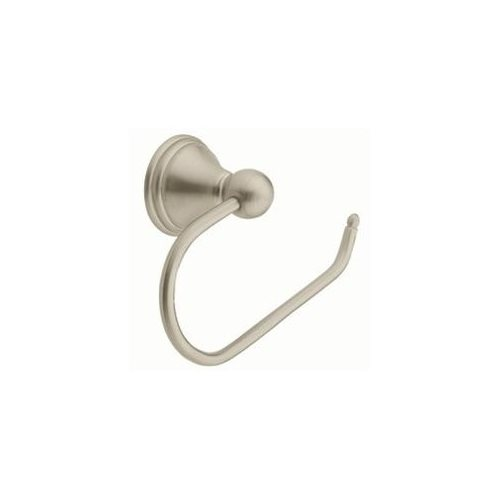 MOEN PRESTON TOILET PAPER HOLDER BRUSHED NICKEL