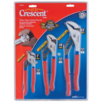PLIERS TONGUE & GROOVE 3PACK