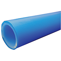 TUBING POLY CE BLUE CTS 1X100