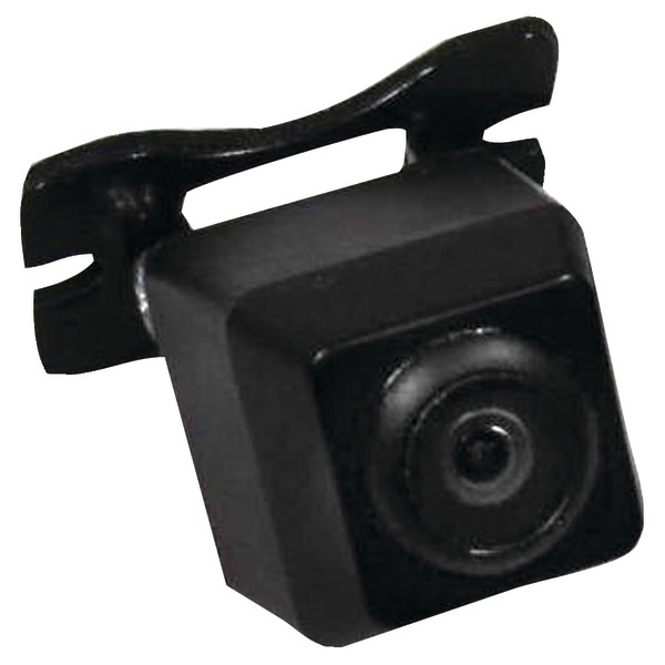 CRIMESTOPPER SV-6826.II 170deg Ultra-Small Lip-Mount CMOS Color Camera with Hinge Bracket & Parking-Guide Lines