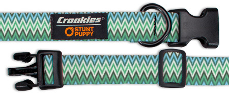 Croakies Dog Collar, Medium, Realtree Max 4