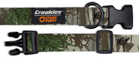 Croakies Dog Collar, Medium, Realtree Xtra