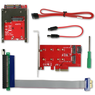Ditto PCIe Adapter Bundle
