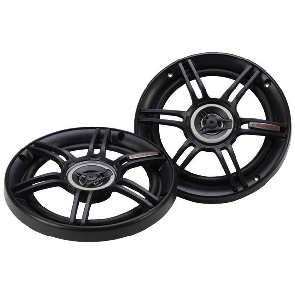 "CRUNCH CS65CXS CS Series Speakers (6.5"" Shallow Mount, Coaxial, 300 Watts)"