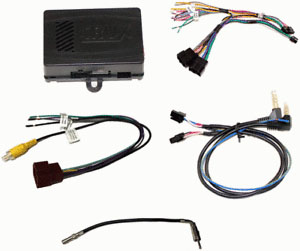 CRUX Radio Replace w/SWC Retention for GM LAN 29 Bit Trucks & SUV's with Nav Radio 2012-14