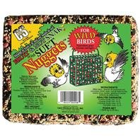 Fruit & Nut Snak with Suet Nuggets 2.25 lbs +Frt