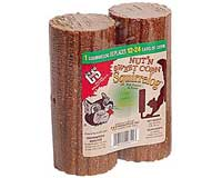 32 oz. Nut & Sweet Corn Squirrel Log +Frt