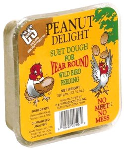 11.75 oz. Peanut Delight-Suet Dough +Frt