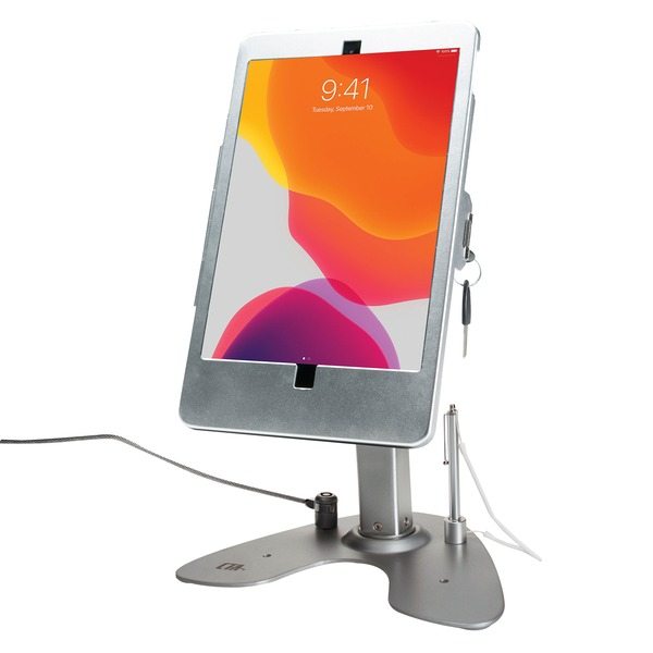 Dual Security Kiosk Stand