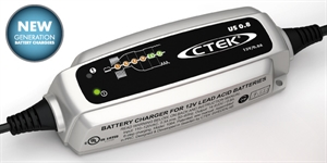 0.8 BATTERY CHARGER 12V