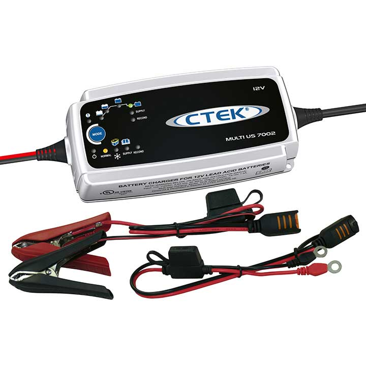 CTEK MUS 7002 12V Battery Charger