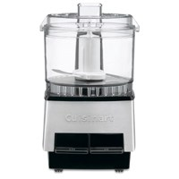 Cuisinart Mini-Prep Food Processor, 110 W, 110 V, Stainless Steel