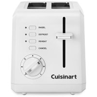 Cuisinart CPT-122 Compact Electric Toaster, 2 Slice