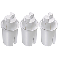 Culligan PR-3 Pitcher Replacement Cartridge, For Use With Culligan PIT-1 Model Pitcher, 50 gal Cartridge