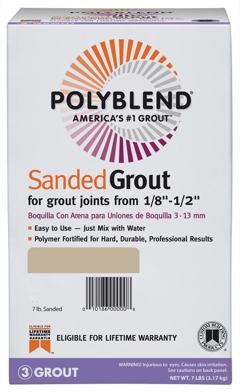 PBG3807-4 7# HYSTCK SAND GROUT
