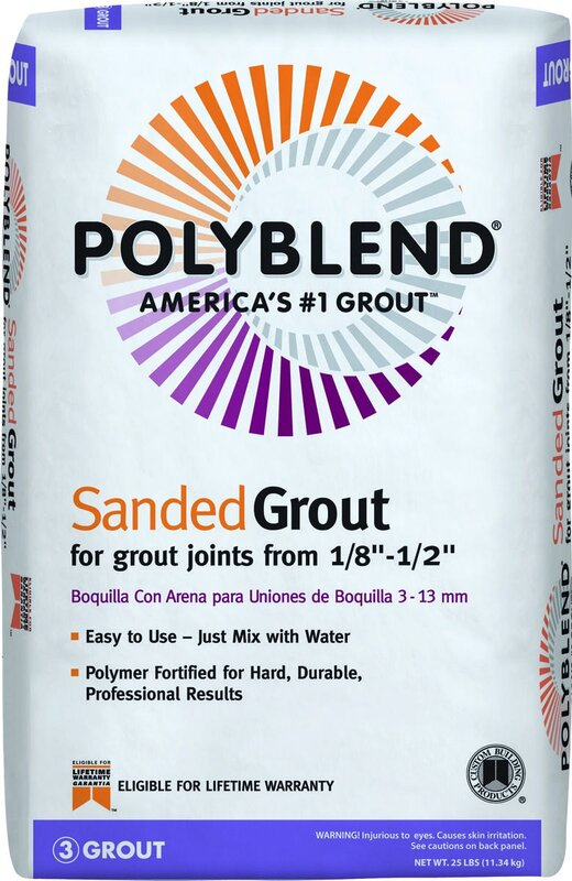 PBG38625 25LB OYSTER GRY GROUT