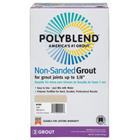 GROUT NON-SANDED BONE 10LB