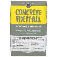 Fix-It-All DPCFL25 Multi-Purpose Patching Compound, 25 lb, Gray, Powder