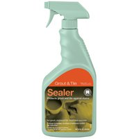 Tilelab TLPS24Z Grout?and?Tile?Sealer, 24 oz, Spray Bottle, Clear