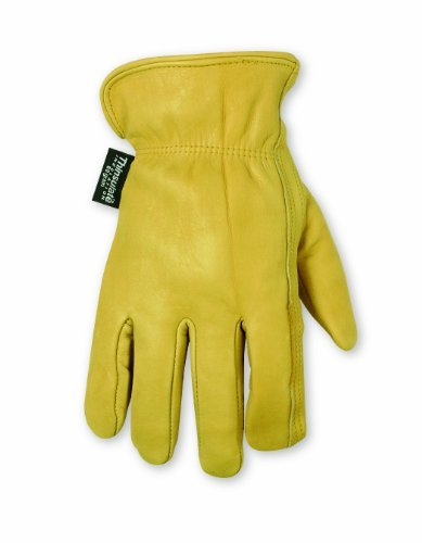 2059L LG TANLINED CWHIDE GLOVE