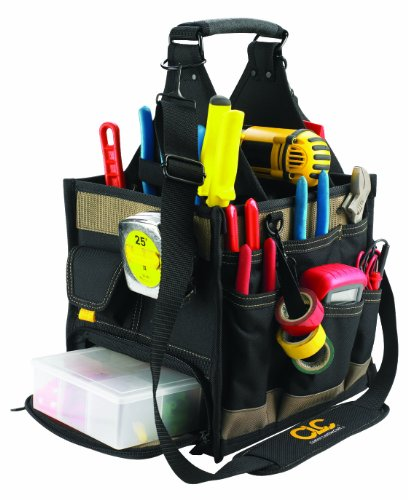 23 Pocket Electrician/Maintenance Tool Bag