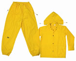 R102X XL YE 3 Piece RAIN SUIT