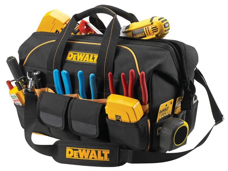 DG5553 18 IN. CLOSED TOP TOOL BAG