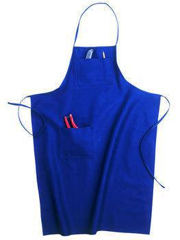 BS60 3PKT BIB WORK APRON