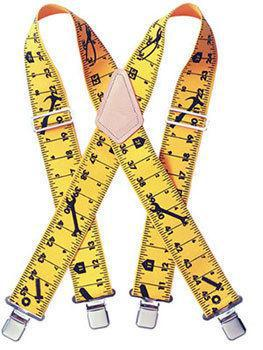 110RUL RULER SUSPENDERS