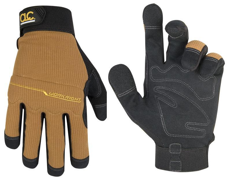 124M WORKRIGHT FLEXGRIP GLOVE