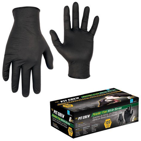 2337L NITRILE GLOVES