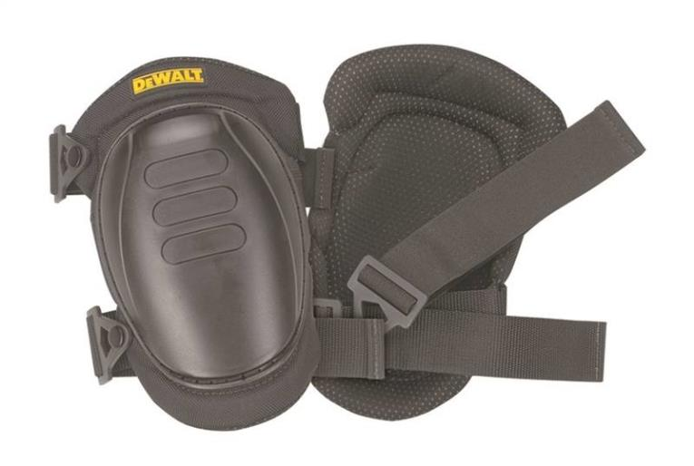 DeWalt DG5203 Heavy Duty Knee Pad, One Size Fits All, Ballistic Poly