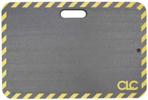 CLC 302 Industrial Medium Kneeling Mat, 21 in L X 14 in W, NBR