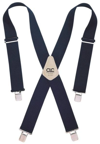 SUSPENDER WEB BLUE CLIPSTRIP