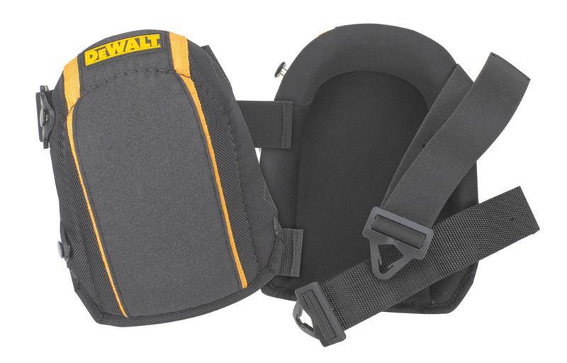 DeWalt DG5224 Heavy Duty Non-Marring Knee Pad, One Size Fits All, EVA Pad/Polyester Cap