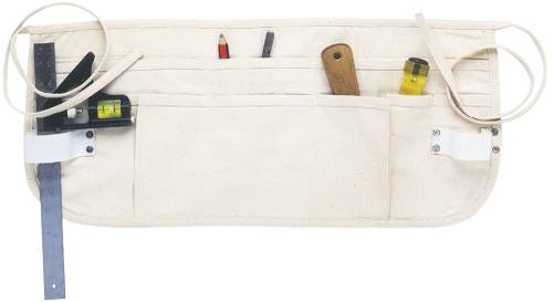 CLC Tool Works C14 Waist Apron, 12 Pocket, Heavy Duty Cotton