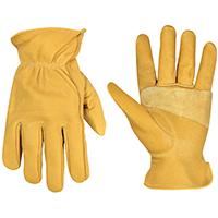 CLC 2060M Work Gloves, Medium, Top Grain Goatskin Leather