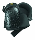CLC Professional 345 Non-Skid Ultra Terrain Knee Pad, One Size Fits All, Closed Cell Foam, Polyester
