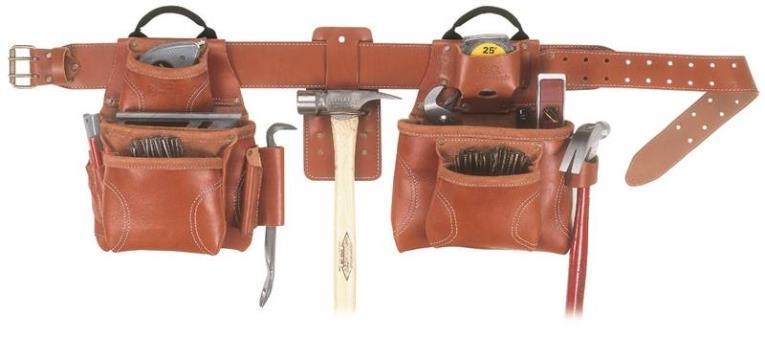 15 Pocket Pro Framer Tool Bag