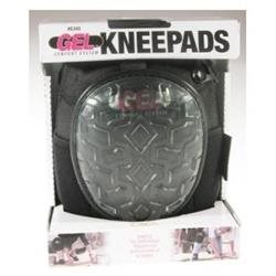 UltraFlex Professional G340 Knee Pad With Gel, One Size Fits All, 1680D Nylon Pad/Polypropylene Cap