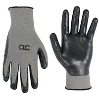 Custom Leathercraft 2033M  Gloves, Nitrile, Medium