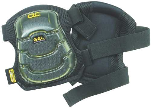 CLC� AIRFLOW� GEL KNEEPADS, ONE-SIZE-FITS-ALL
